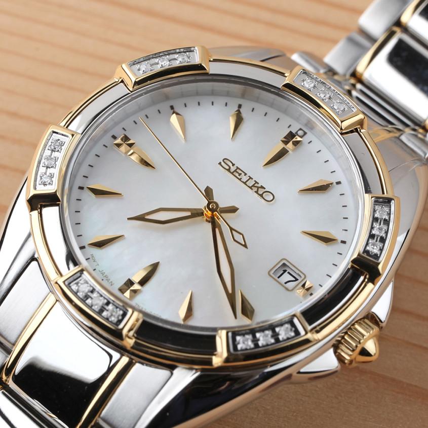 Seiko SKK880 horloge