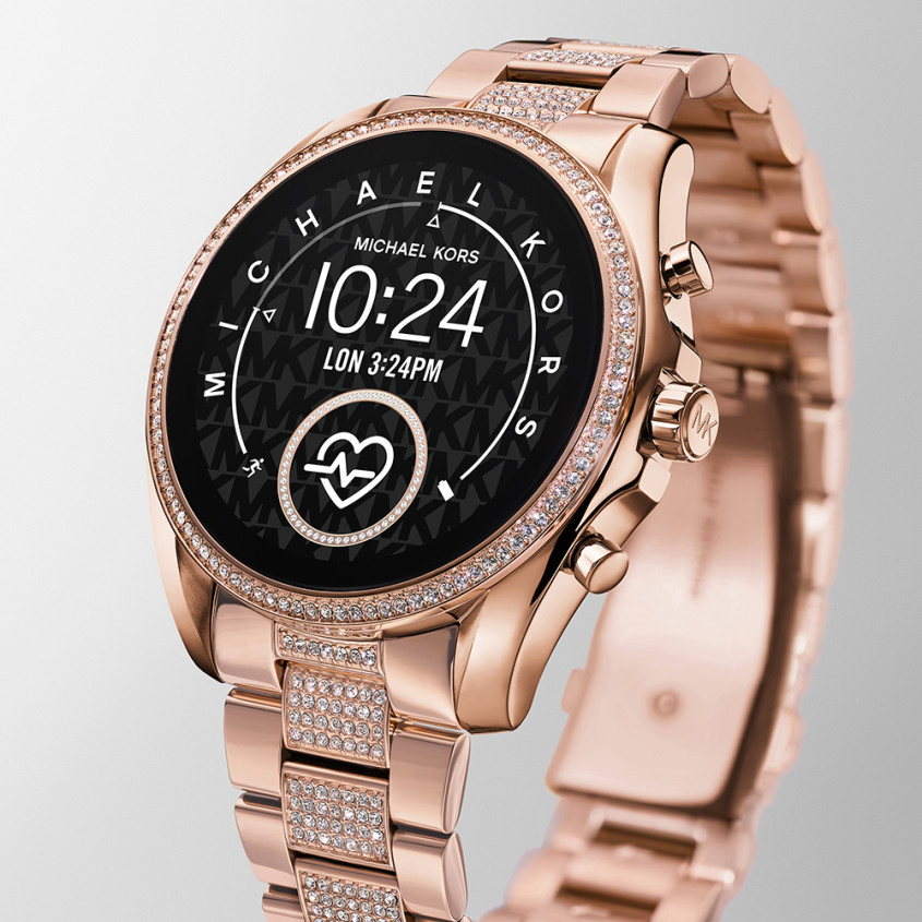Foto Michael Kors MKT 5089 Bradshaw touchscreen smartwatch