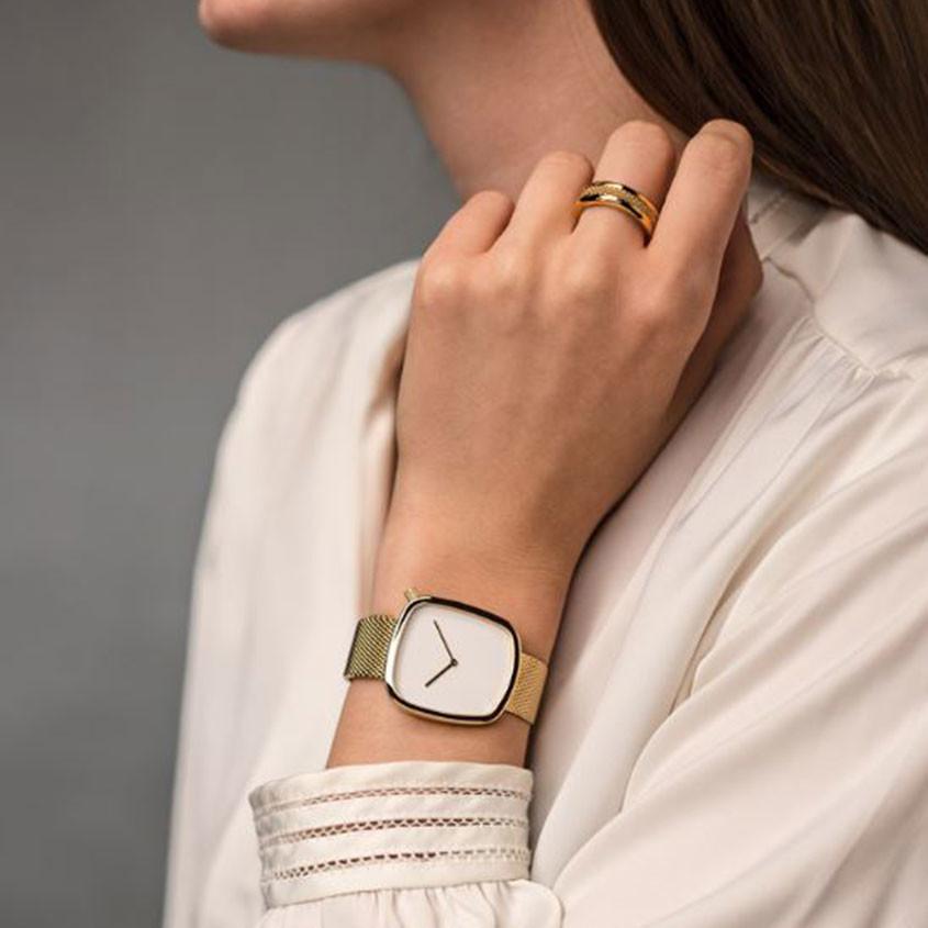 Foto Pebble horloge