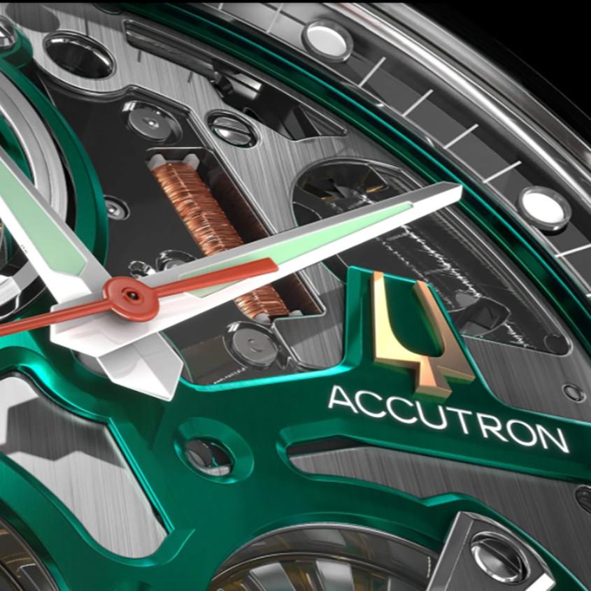 Detail Accutron 2020