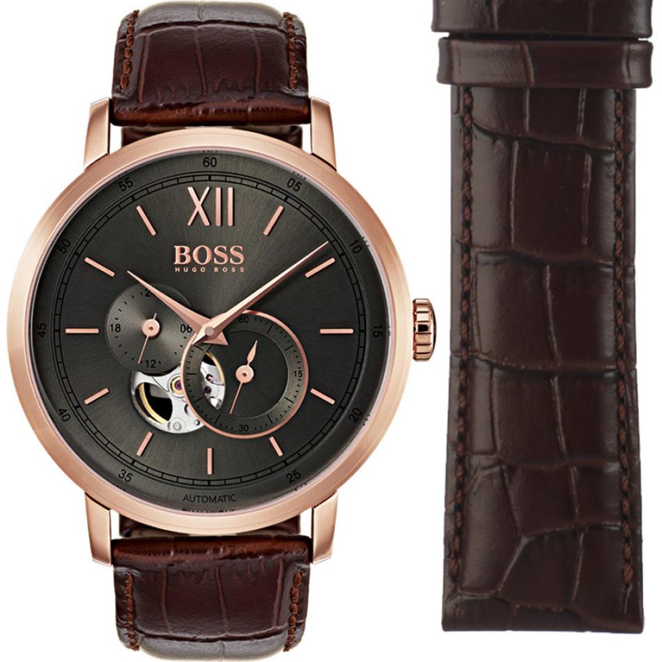 horloge met een rechte bandaanzet