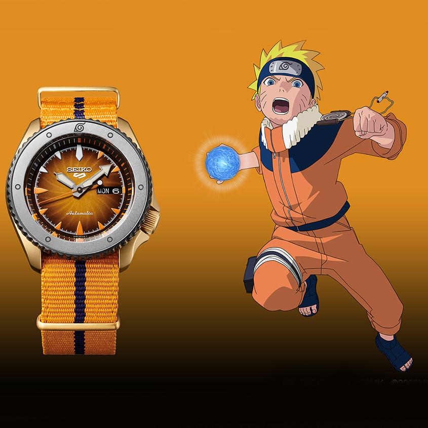 Foto Naruto SRPF70K1 horloge