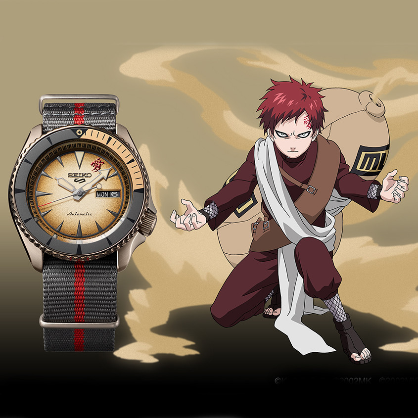 Foto Gaara SRPF71K1 horloge