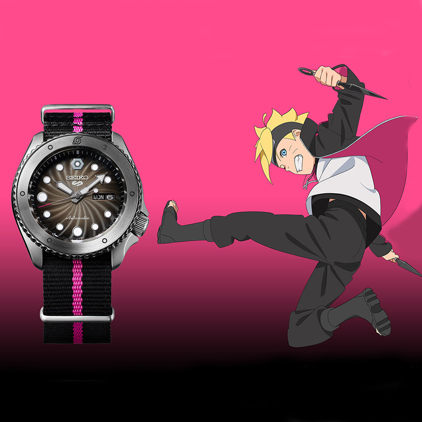 Foto Boruto SRPF65K1 horloge