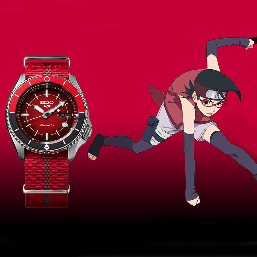 Foto Sarada SRPF67K1 horloge