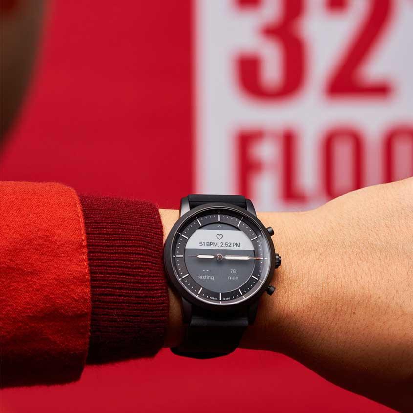 Foto Fossil FTW 7008 hybrid smartwatch