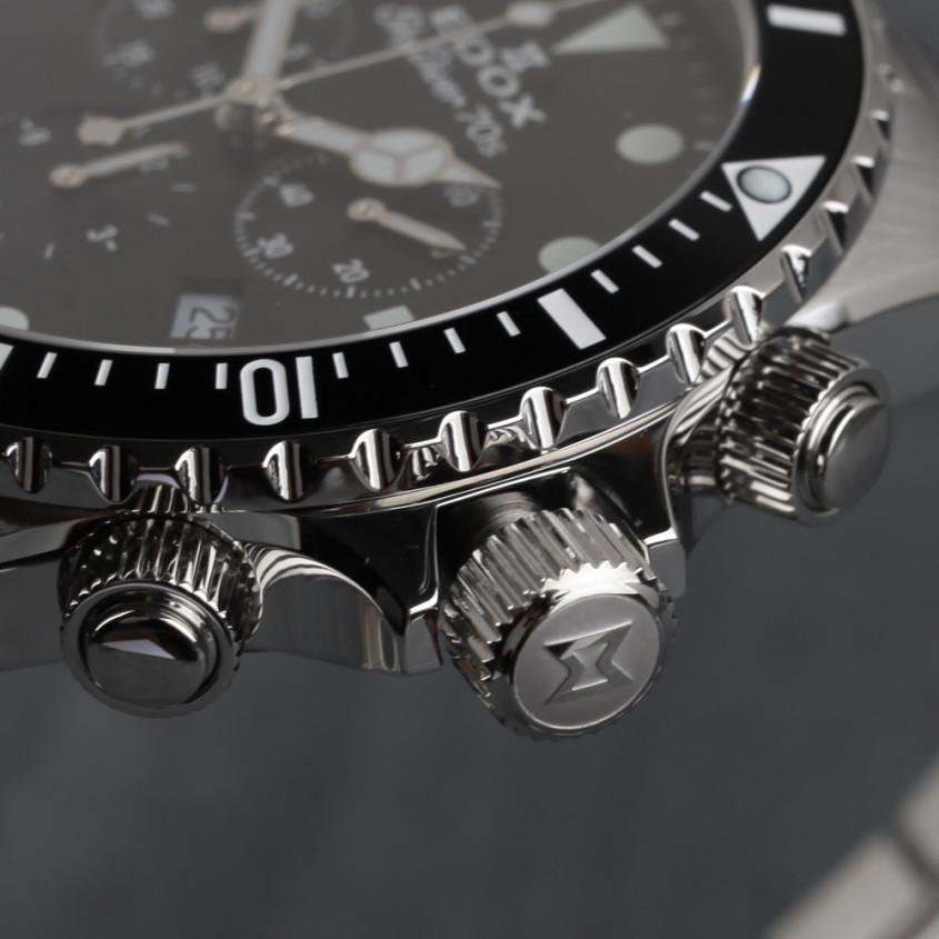 Foto Detail Skydiver quartz chronograaf