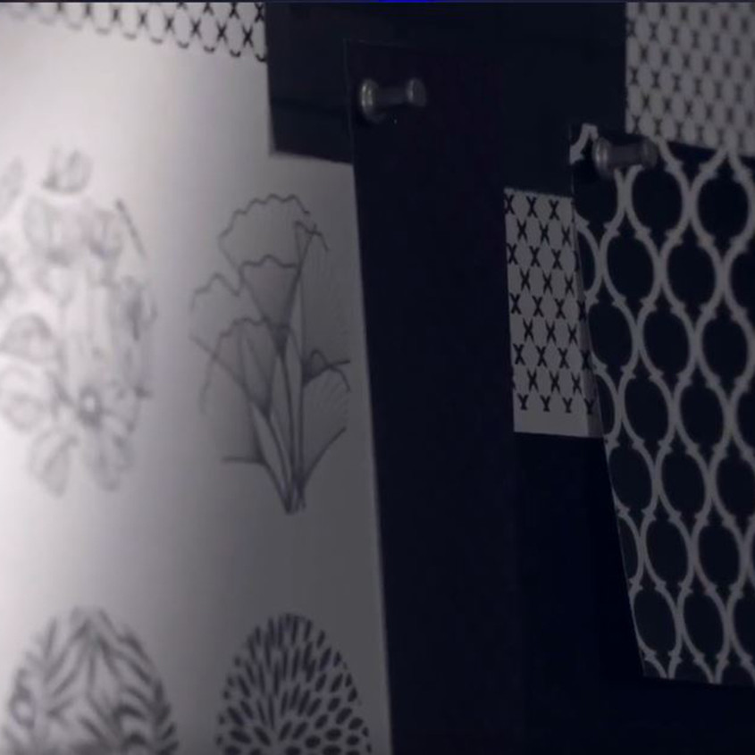 Design Garmin Lily patroon