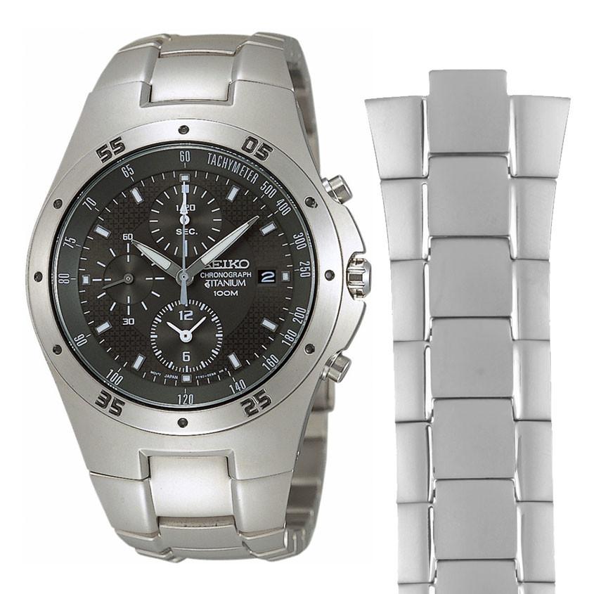 horloge met een niet-rechte bandaanzet