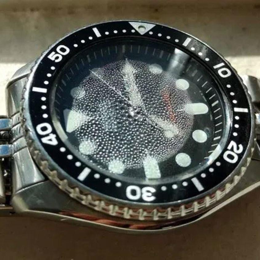 Foto Horloge met waterschade