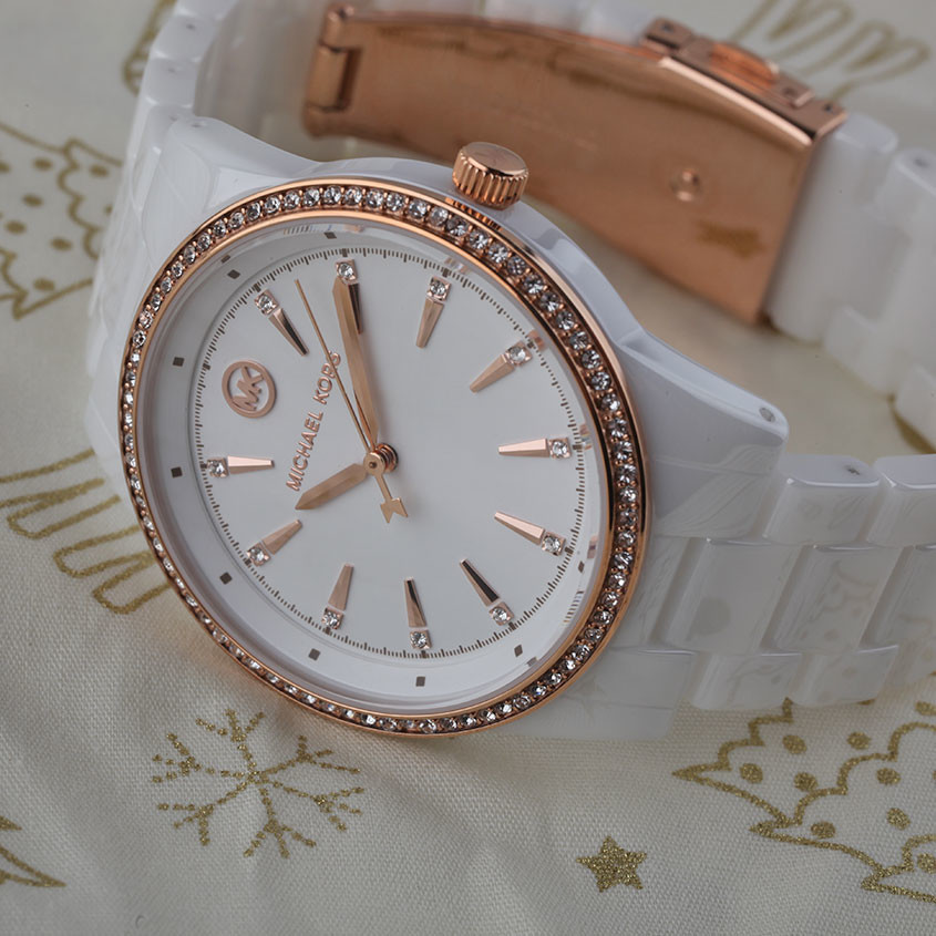 Foto Michael Kors Ritz horloge