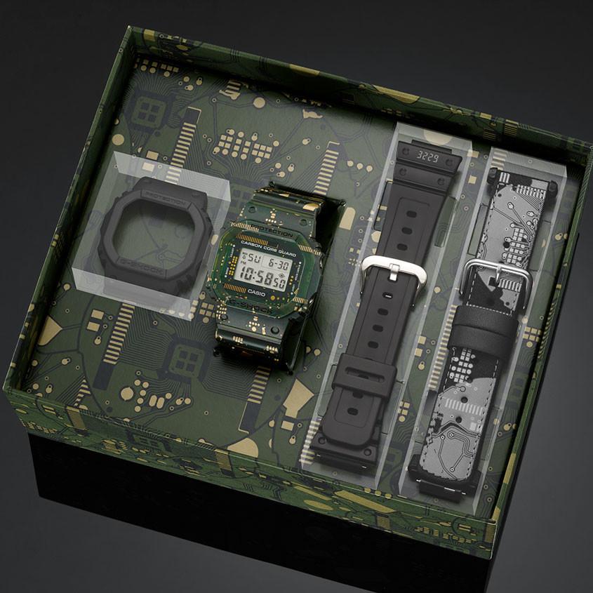 Foto G-Shock Core Guard verpakking