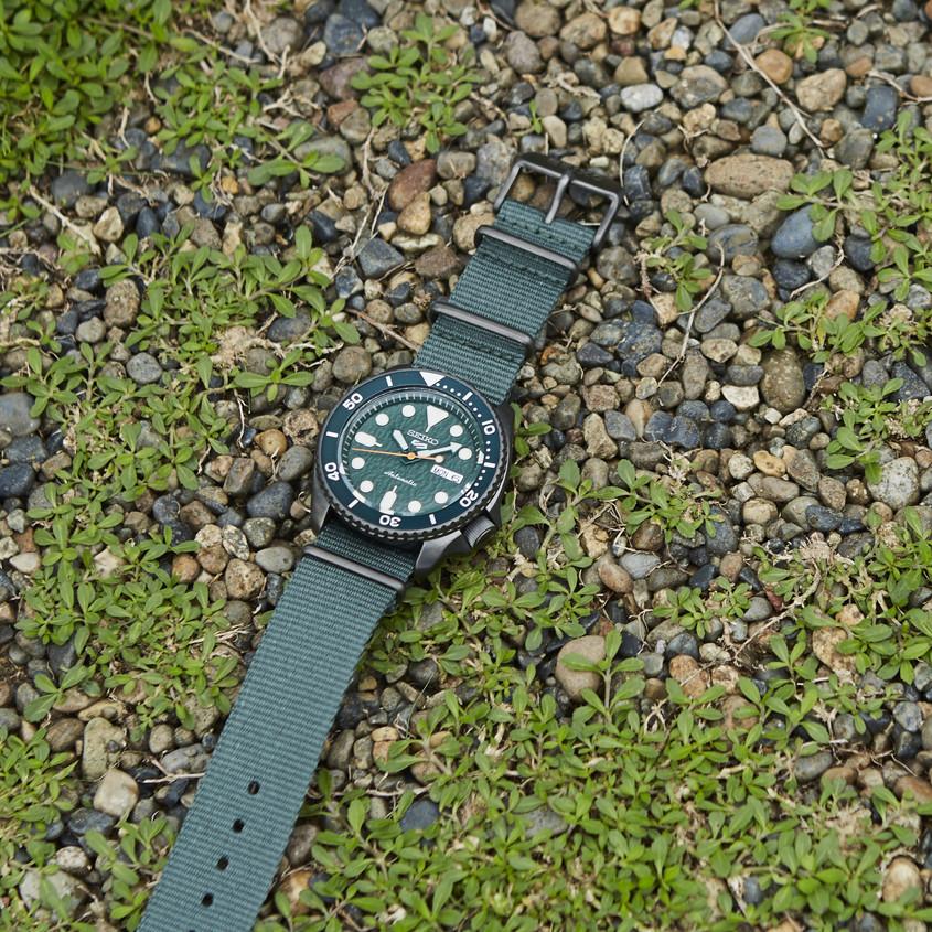 Foto Seiko 5 Sense horloge