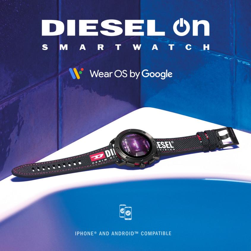 Diesel On Smartwatch