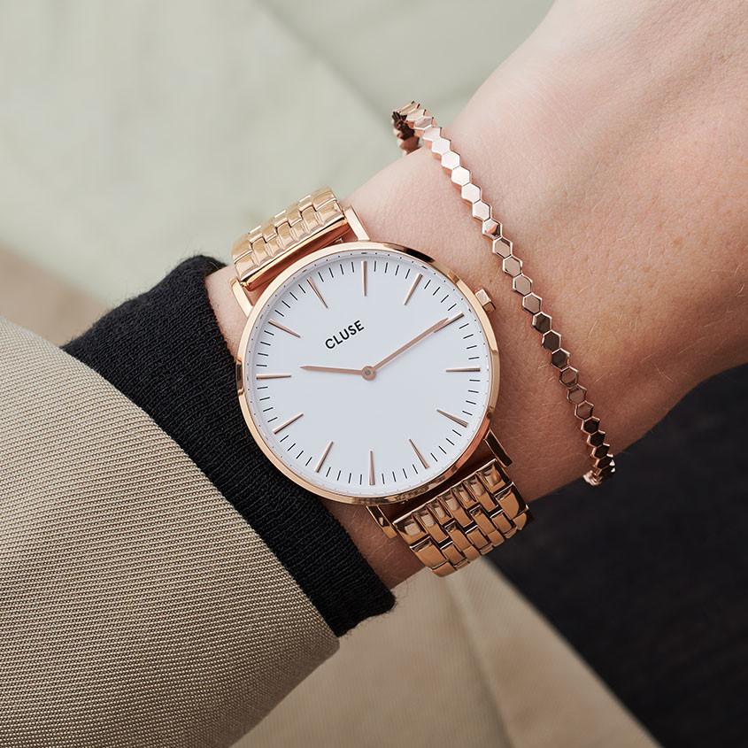 Cluse Boho chic horloge