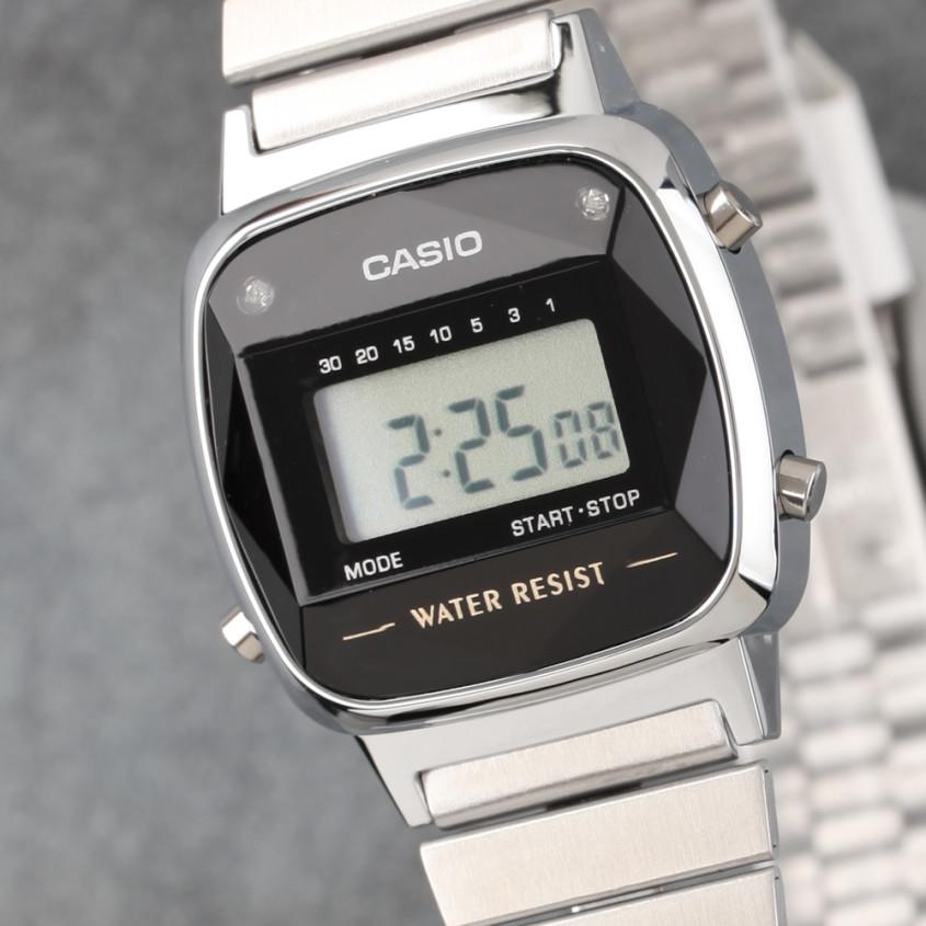 Foto Casio Vintage Mini-horloge