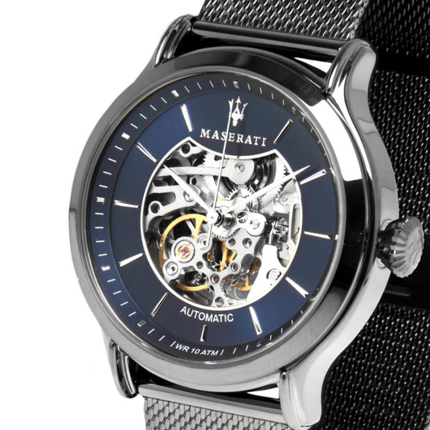 Maserati skeleton horloge