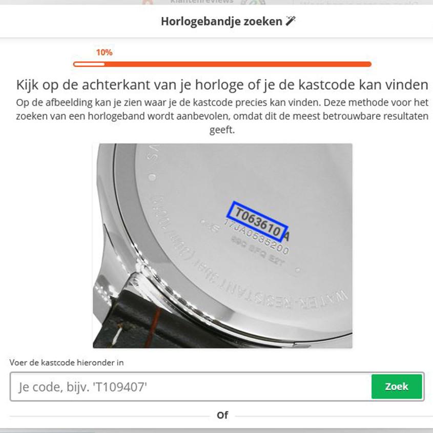 Horloge.nl bandenzoeker