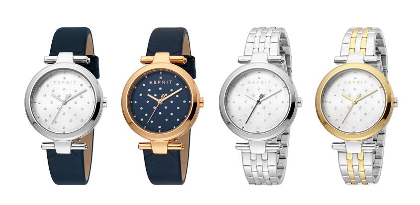 Afbeelding Fine Dot horloges van Esprit