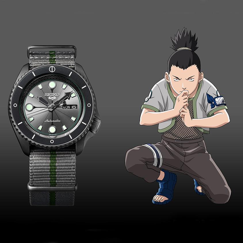 Foto Shikamaru SRPF75K1 horloge