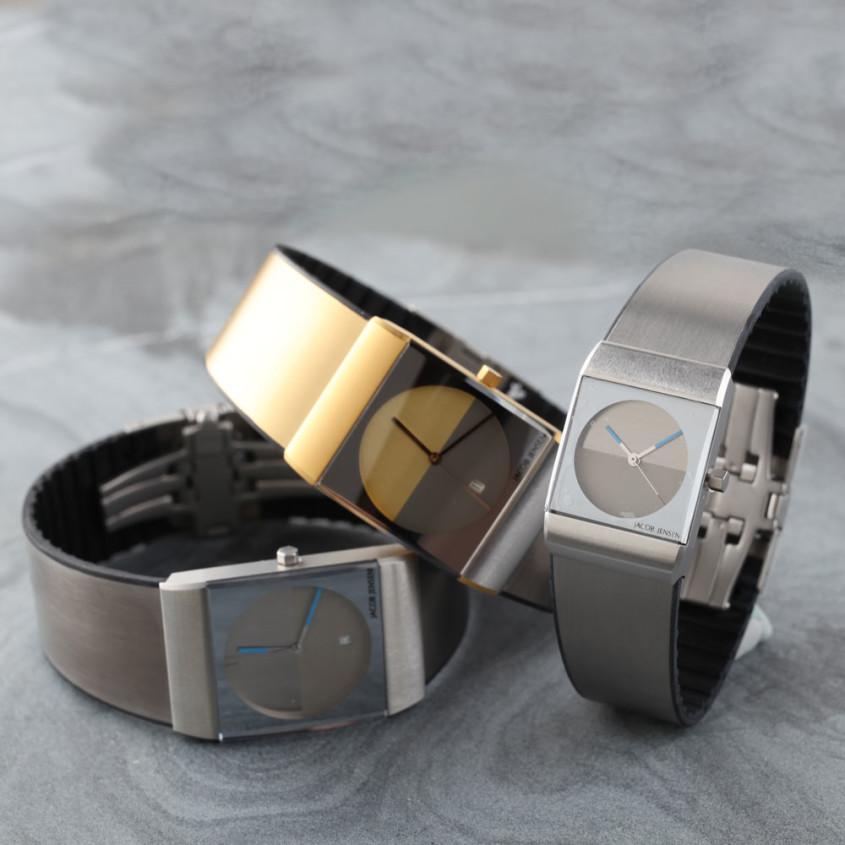 De oorspronkelijke Jacob Jensen Classic horloges
