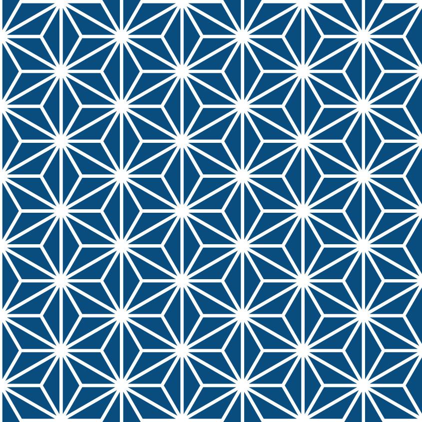 Afbeelding hennepblad-patroon
