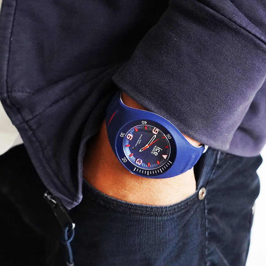 Foto Ice-watch Pierre Leclercq horloge