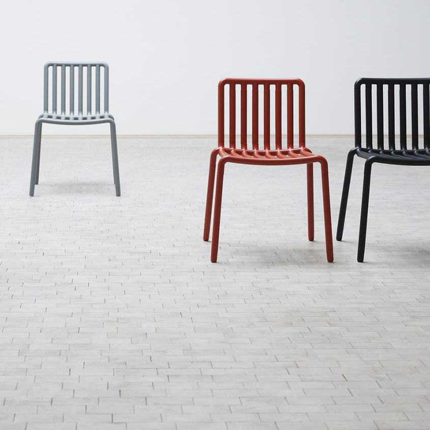 Foto Tube Chair van Hay