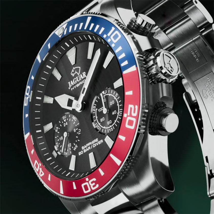 Foto Jaguar Hybrid horloge