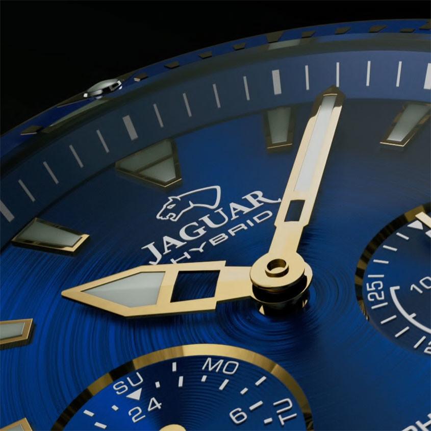 Foto Detail Jaguar Hybrid horloge