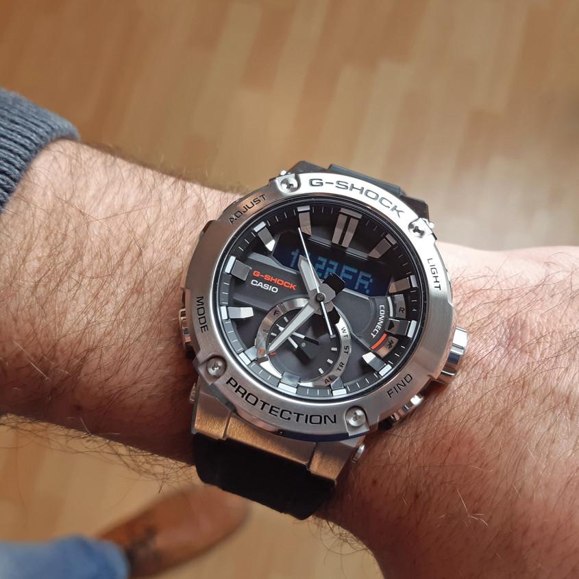 Afbeelding van het GST-B200-1AER horloge