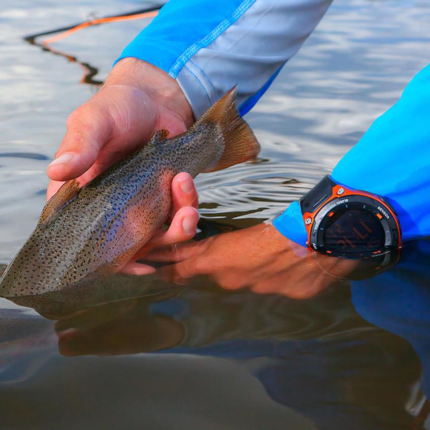 Casio ProTrek waterdicht smartwatch