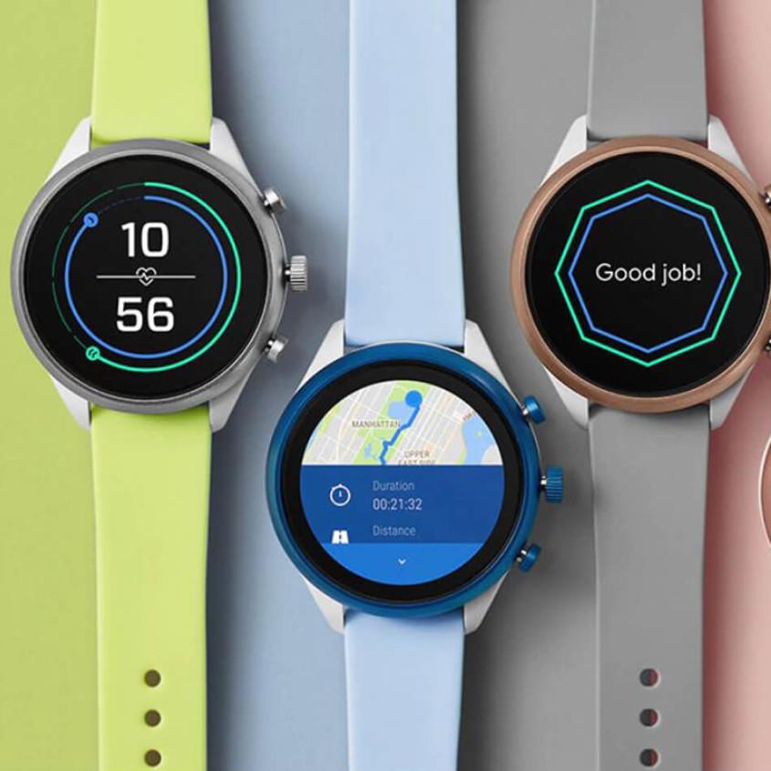 Fossil waterbestendig smartwatch
