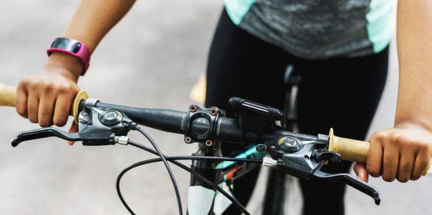 smartwatch racing bike