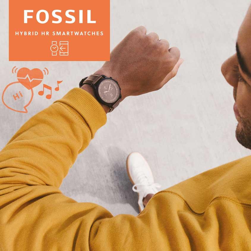 Fossil Hybrid HR foto