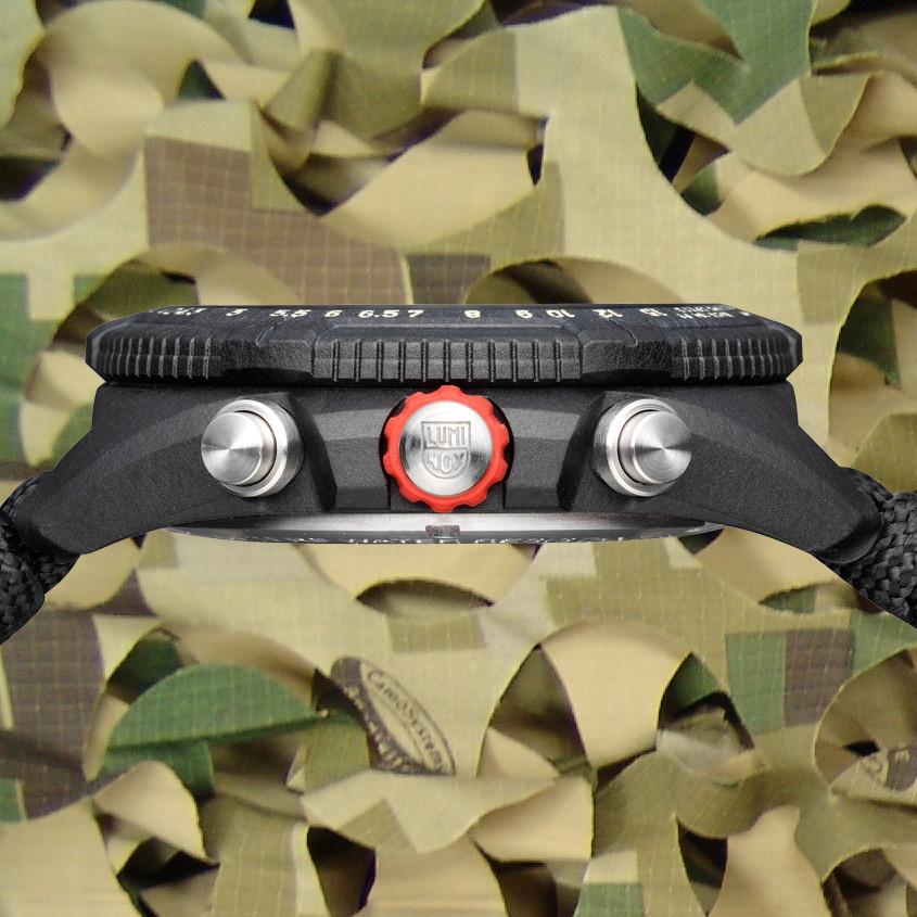 Afbeelding van Luminox horloge met Carbonox kast