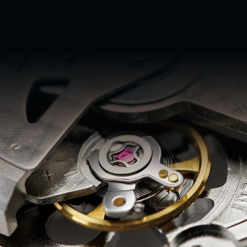 Foto Orient uurwerk