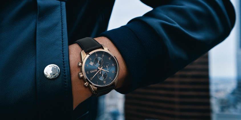 Afbeelding Boss Skymaster horloge