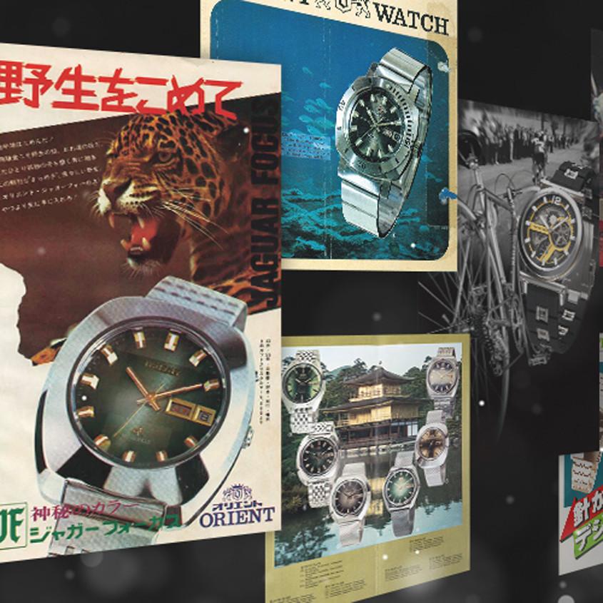 Foto Oude Orient reclameposters
