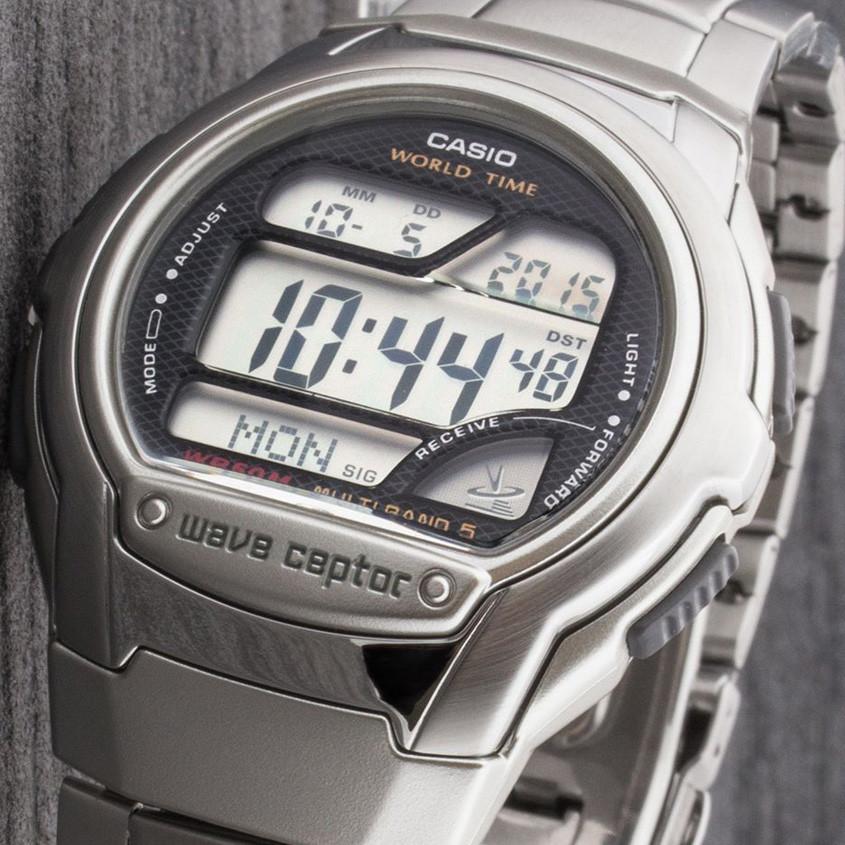 Afbeelding van Casio Waveceptor horloge