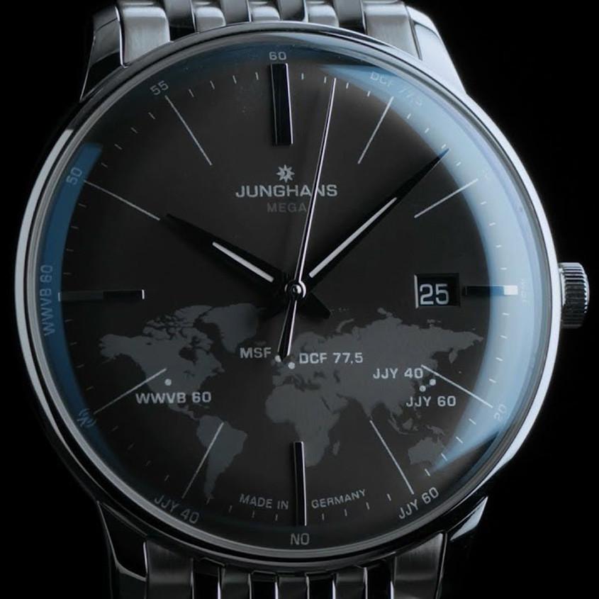 Afbeelding Junghans Meister Mega horloge