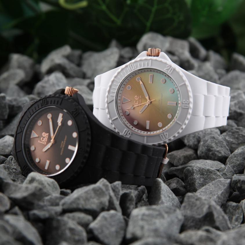 Ice-Generation horloges met Rainbow dials