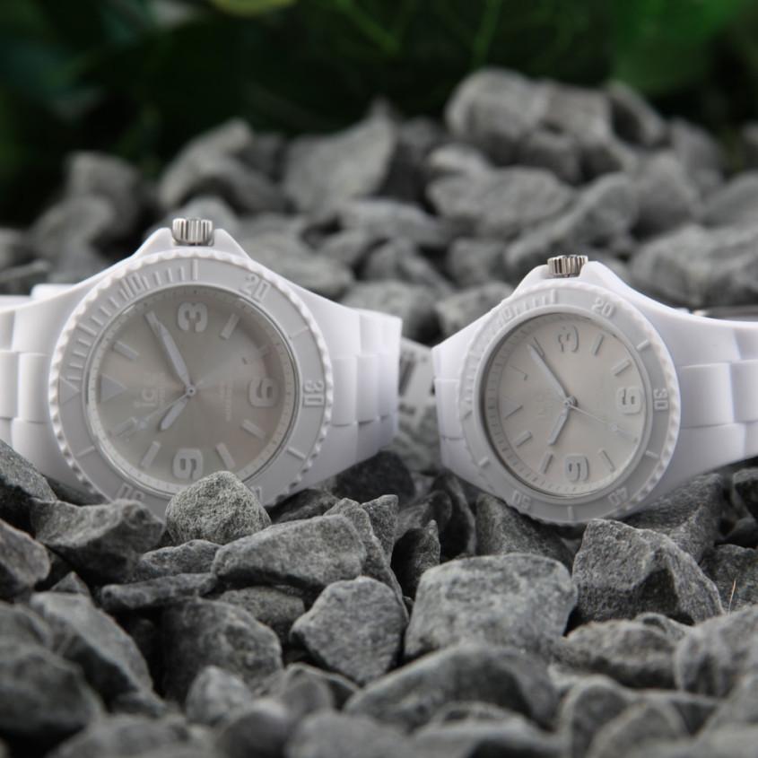 2 formaten Ice-generation horloges