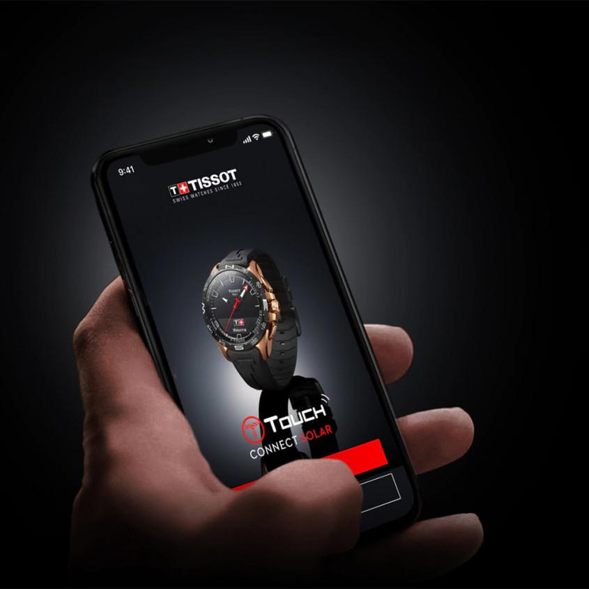 Tissot T-Touch Connect Solar