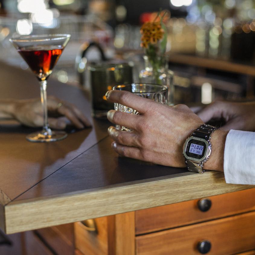 Afbeelding van het GMW-B5000 horloge