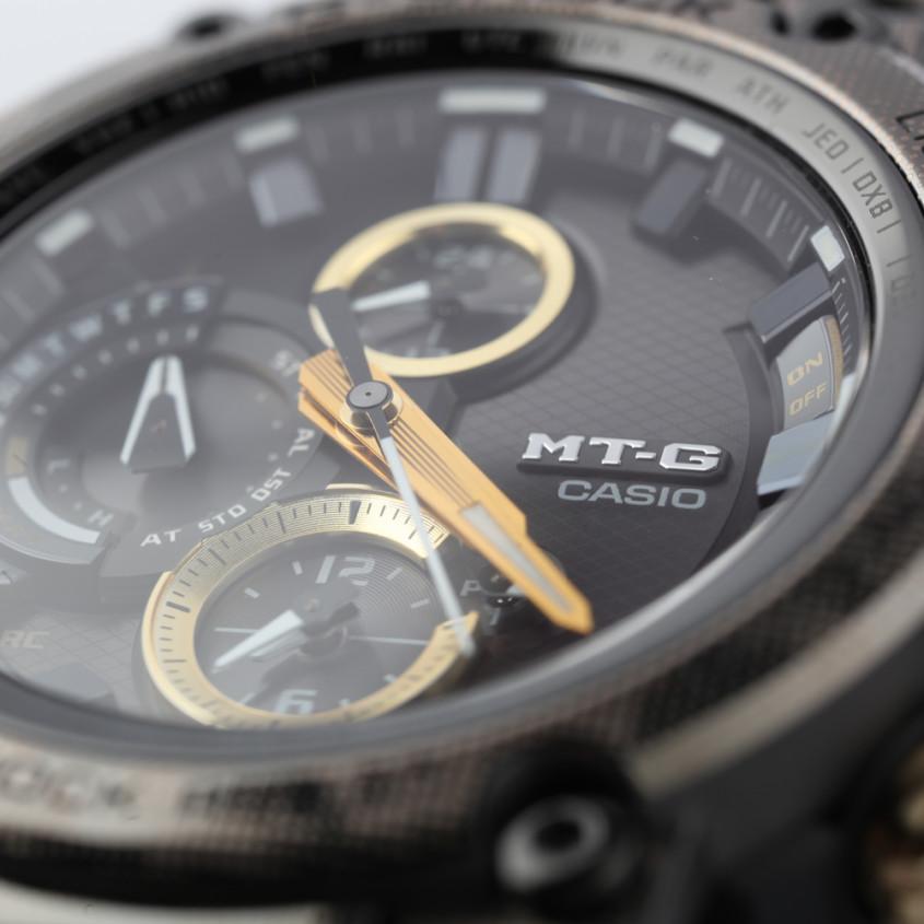 Afbeelding van het MTG-B1000DCM-1AER horloge