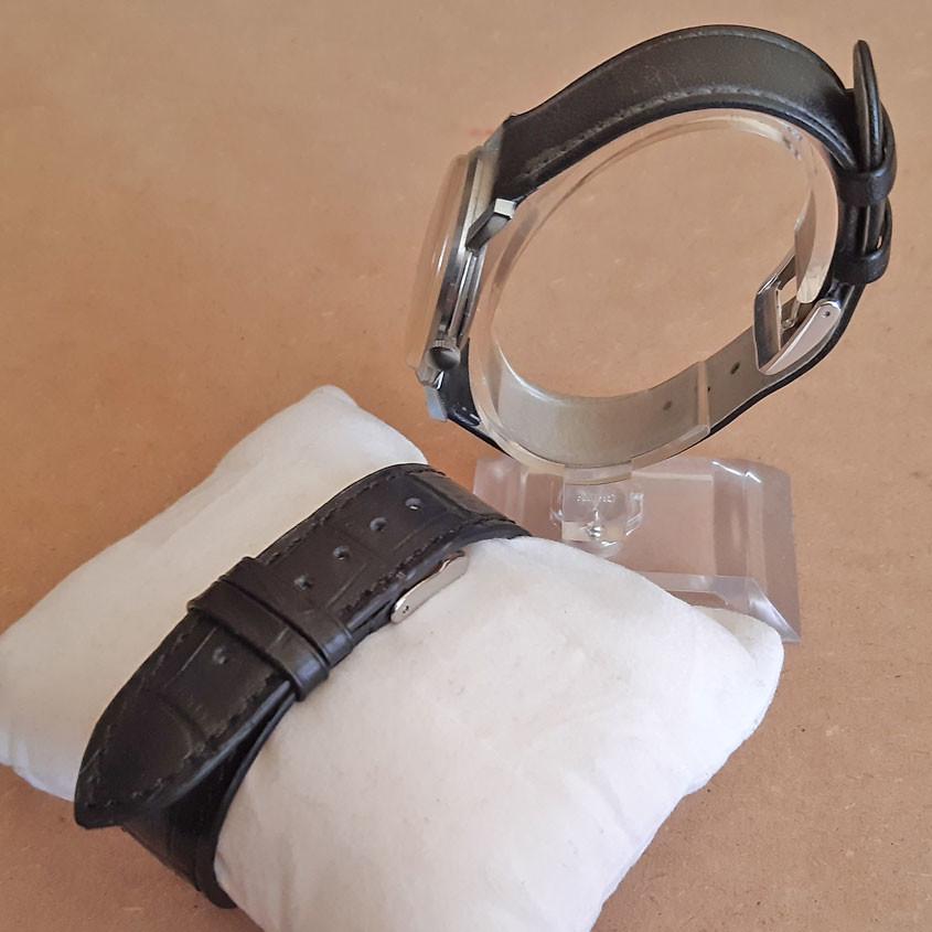 Foto horloges op standaard
