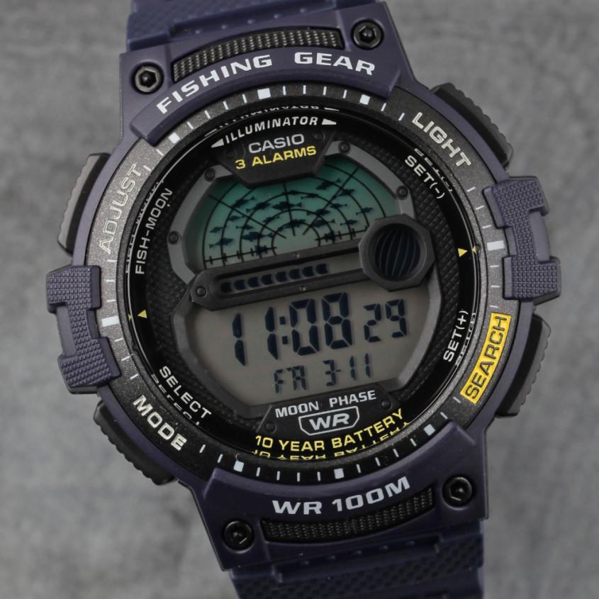 Casio WS-1200H-2AVEF Fish Finder