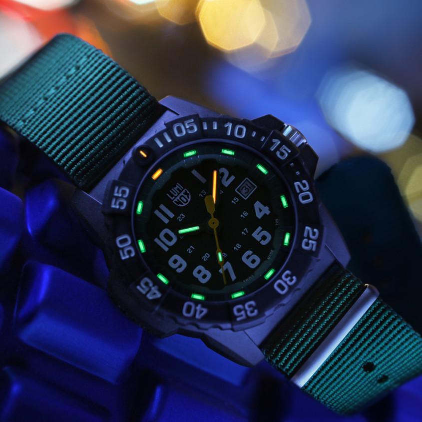 Foto Luminox horloge