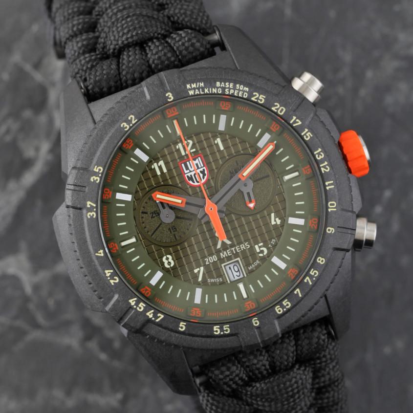 Foto Luminox Bear Grylls horloge